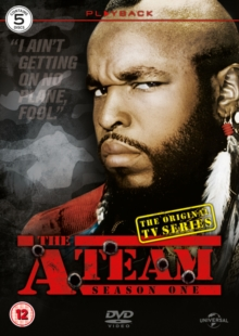 The A-Team: Series 1, DVD DVD