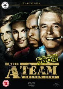 The A-Team: Series 5, DVD