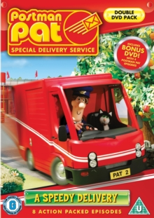Postman Pat - Special Delivery Service: A Speedy Delivery, DVD