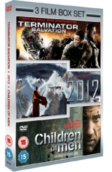 2012/Terminator Salvation/Children of Men, DVD