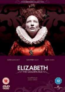 Elizabeth: The Golden Age, DVD