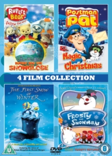 Rupert and the Snowglobe/Postman Pat's Magic Christmas/..., DVD