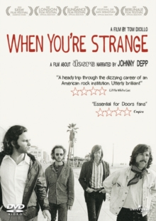 When You're Strange, DVD