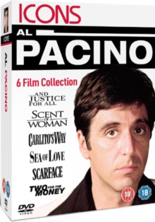 Al Pacino: 6 Film Collection, DVD