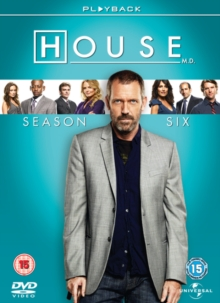 House: Season 6, DVD  DVD