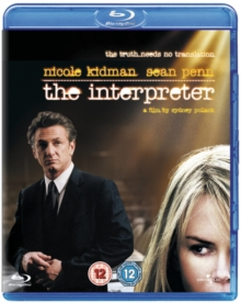 The Interpreter, Blu-ray BluRay