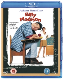 Billy Madison, Blu-ray
