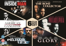 The Taking of Pelham 123/American Gangster/Inside Man/..., DVD