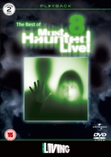 Most Haunted Live: Series 8, DVD