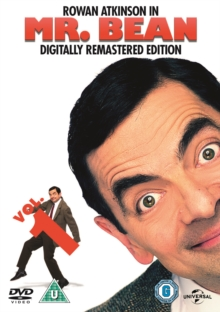 Mr Bean: Series 1 - Volume 1, DVD