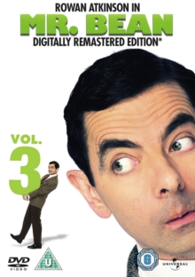 Mr Bean: Series 1 - Volume 3, DVD