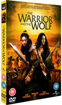 The Warrior and the Wolf, DVD