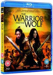 The Warrior and the Wolf, Blu-ray