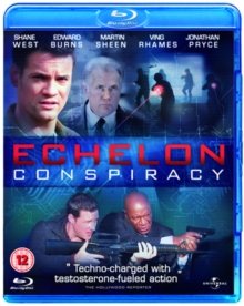 Echelon Conspiracy, Blu-ray