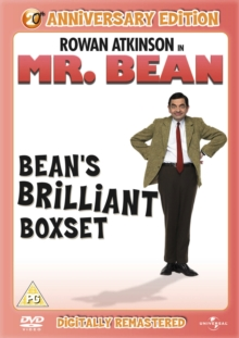 Mr Bean: Series 1 - Volumes 1-4, DVD  DVD