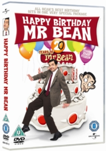 Mr Bean: Happy Birthday Mr Bean, DVD
