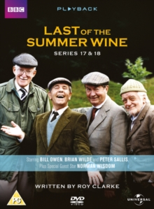 Last of the Summer Wine: The Complete Series 17 and 18, DVD