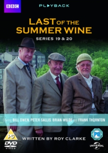 Last of the Summer Wine: The Complete Series 19 and 20, DVD