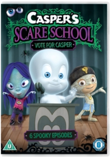Casper's Scare School: Vote for Casper, DVD