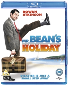 Mr Bean's Holiday, Blu-ray  BluRay