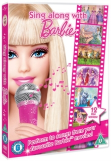 Barbie: Sing Along With Barbie, DVD