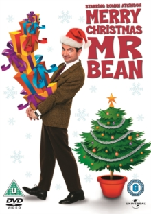 Mr Bean: Merry Christmas Mr Bean, DVD