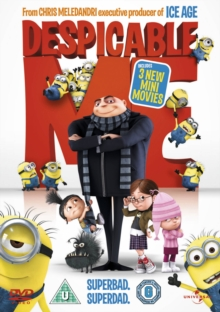 Despicable Me, DVD