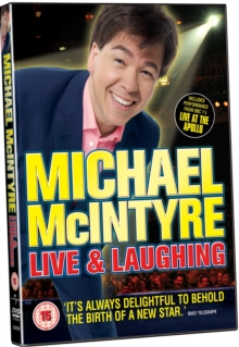 Michael McIntyre: Live and Laughing, Blu-ray