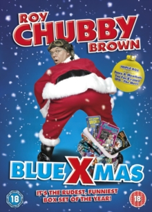 Roy Chubby Brown: Blue Christmas, DVD