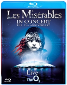 Les Misérables: In Concert - 25th Anniversary Show, Blu-ray