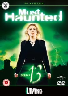 Most Haunted: Complete Series 13, DVD