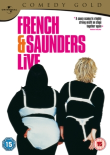 French and Saunders: Live, DVD