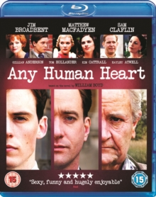 Any Human Heart, Blu-ray