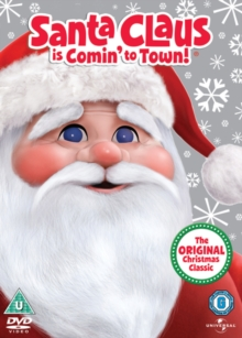 Santa Claus Is Comin' to Town, DVD  DVD