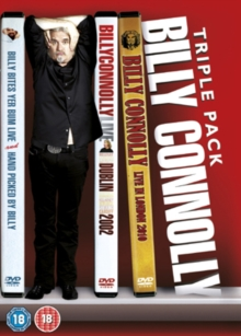 Billy Connolly: Collection 2010, DVD  DVD