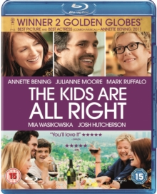 The Kids Are All Right, Blu-ray BluRay