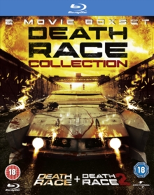 Death Race/Death Race 2, Blu-ray
