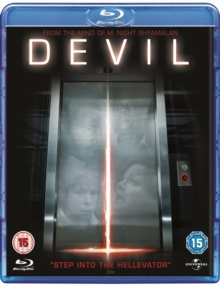 Devil, Blu-ray  BluRay