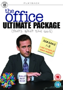 The Office - An American Workplace: Seasons 1-5, DVD