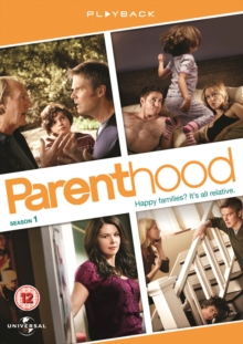 Parenthood: Season 1, DVD