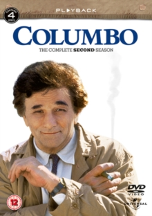 Columbo: Series 2, DVD