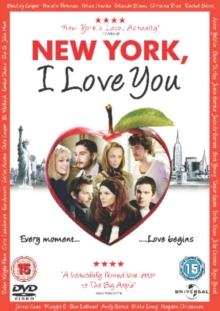 New York, I Love You, DVD