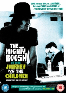 The Mighty Boosh: Journey of the Childmen, DVD