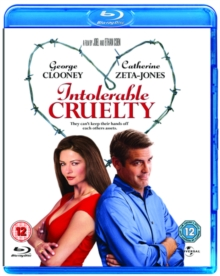 Intolerable Cruelty, Blu-ray  BluRay