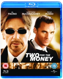 Two for the Money, Blu-ray  BluRay