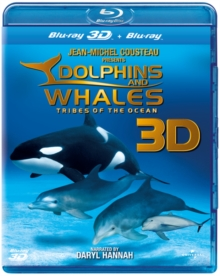 Dolphins and Whales 3D - Tribes of the Ocean, Blu-ray