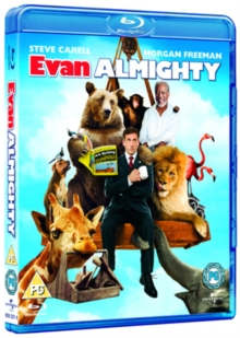 Evan Almighty, Blu-ray