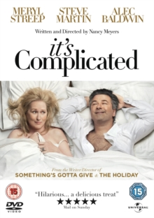 It's Complicated, DVD