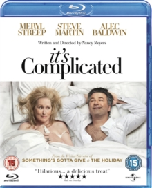 It's Complicated, Blu-ray