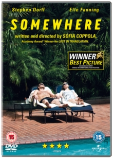 Somewhere, DVD
